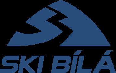 logo Ski bílá